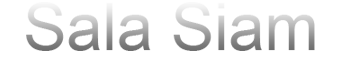 SalaSiam Wellness – Senden Logo